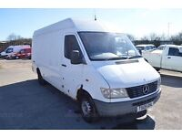 WE BUY ALL LIGHT COMMERCIAL VEHICLES FOR CASH