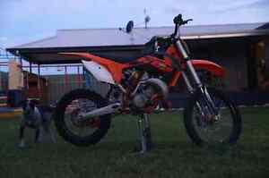Up for swaps is my 2013 KTM 85 bigwheel race bike Blanchetown Mid Murray Preview