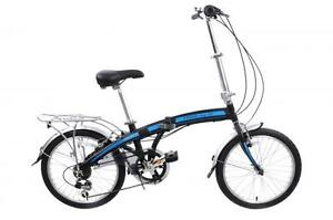 PAKKA LITE SE COMPACT AND LIGHTWEIGHT FOLDING BIKE 20