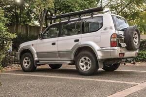 Campingvan Toyota Landcruiser (1998) Cairns Cairns City Preview