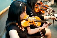 OFFERING BEGINNER VIOLIN LESSONS (ALL AGES)