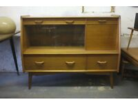 Retro / g Plan sideboard / drinks unit