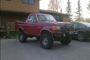 1988 Ford Bronco XLT Pickup Truck