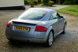 Audi TT 2004 225bhp. Great Condition- very well looked after. 120k