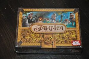 Jamaica board game, brand new in shrink