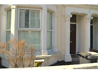 2/3 bedroom spacious split level victorian house in the heart of clapham (first floor)