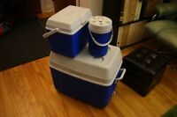Glacier rubbermaid / rubbermaid cooler