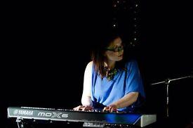 Inspirational piano teacher in Edgware
