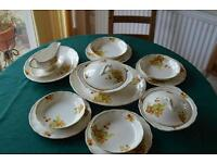 LARGE DINNER SERVICE WH Grindley c.1936-1954