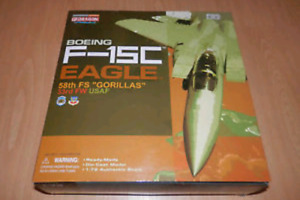 1:72 scale collectible diecast: DRAGON WINGS WARBIRDS SERIES