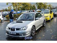 Subaru Impreza WRX/STI Spec D