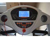 York fitness aspire treadmill 51110 VGC
