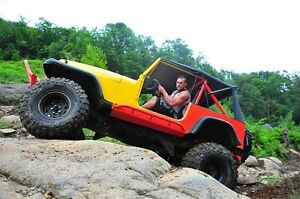JEEP YJ OFF ROAD