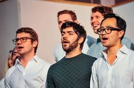 Victoria Park Singers - Men Wanted for Spring Term 2017. Come and sing with us!