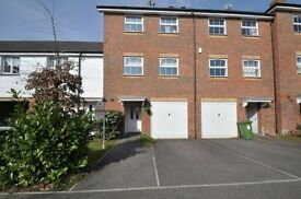 Fantastic 3-4 bed Farnborough townhouse - 2 x en-suites, garage, driveway parking...