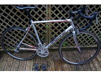 La pierre Road bike, 55cm frame