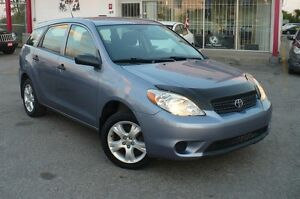 2006 Toyota Matrix certified & e-tested
