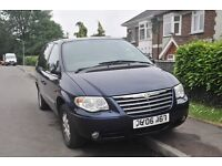 06' Chrysler Grand Voyager 2.8 CRD Limited 5 dr diesel