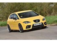 Seat Leon cupra mk2 2.0tfsi (not s3,golf gti,golf r) price drop!!