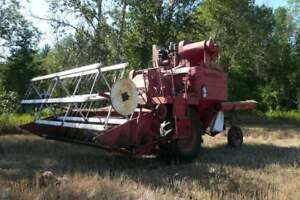 LOOKING FOR OLD IHC  COMBINES smaller models like the 95 etc