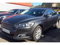 FORD MONDEO GREY 2.0 TDCI 150 ECO ZETEC HATCHBACK DIESEL FROM £57 PER WEEK!