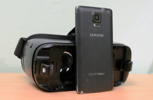 Gear VR for Samsung Note 4