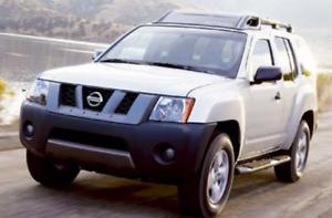 Nissan Xterra Manual