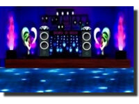 Double DJ Disco / Wedding Childrens Teenage & Anniversary Discos with the latest music and lights