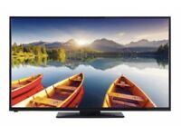 SMART 32 INCH SLIM LED FULL HD TV IN MINT CONDITON WITH WIFI BUILT IN AND FREEVIEW ##