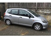 HONDA JAZZ FOR BREAKING ALL PARTS AVAILABLE