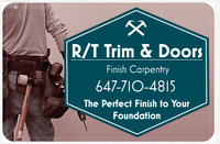 R/T Trim & Doors