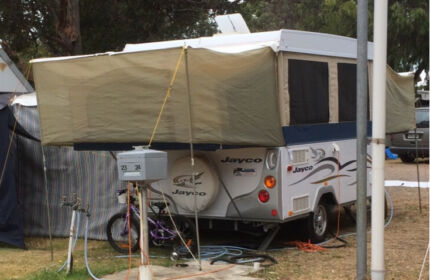2008 Jayco Dove Camper. Exc condition. Belair Mitcham Area Preview
