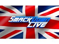 WWE Smackdown Live Tickets at the O2 15th May 2018