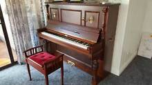 Hoelling & Spangenburg Fully Restored Antique Piano Torrens Park Mitcham Area Preview