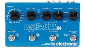 TC electronic 4x4 delay