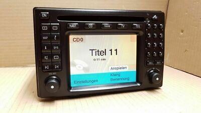 Radio Navi CD Mercedes W210 W163 ML W208 CLK Navi Navigation Comand 2.0 BOSCH