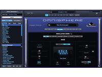 OMNISPHERE 2 +TRILIAN +STYLUS RMX (MAC or PC)