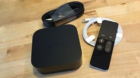 TV 4th Apple TV 4th Generation 32gb NM Condition Boxed Complete