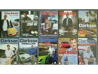 Clarkson DVD Bundle