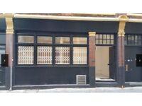 Shop to Let East London - SHOREDITCH HOXTON **No Premium **No Rates** 500 Sq Ft ** City N1 EC1 E1 E2