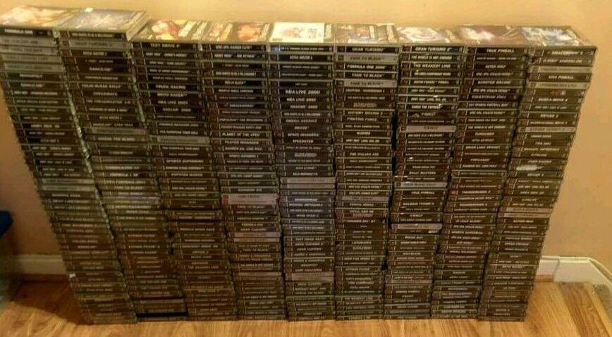 Massive bundle of retro (PS1) playstation 1 games