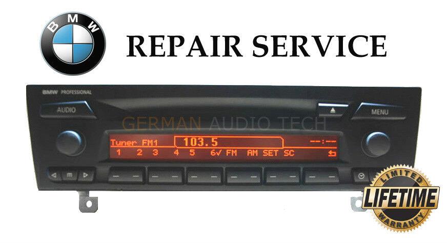 Sensational Bmw Cd73 Professional Radio Stereo Cd Player E90 E91 E92 Pixel Wiring Cloud Mangdienstapotheekhoekschewaardnl