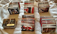 Hockey cards. (Offers?)