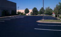 Asphalt Parking Lot Sealing