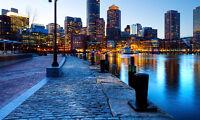 Covoiturage Montreal Boston jeudi 26 mai après 16h(Retour le 29)