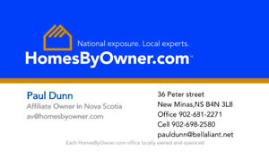 Save all of your money on the sale of your home!