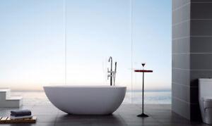 50% RÉDUCTION BAIN & -200$ ROBINETTERIE  // BATHTUB SALES! - MTL