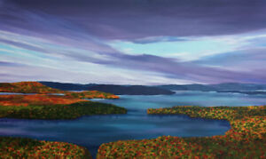 Landscape Painting Commissions Available from Toronto Artist