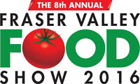 Volunteer at the Fraser Valley Food Show!