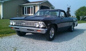 1966 elcamino big block 4 speed